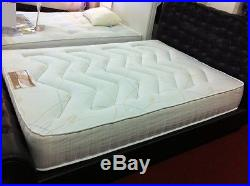 3ft & 4ft6 Deep Ottoman Gas Lift Strong Storage Bed with 6, 7 & 10 Mattress