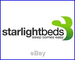 4ft6 Double Memory Foam Mattress with Springs. (4ft6 x 6ft3) (135cm x 190cm)