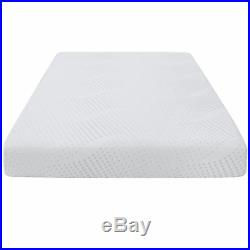 BCP 10in Queen Size Dual Layered Mattress with Gel Memory Foam