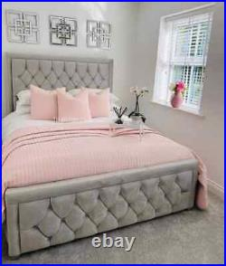 CHESTERFIELD JAVA beds and mattress