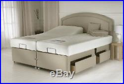Cyberbeds Diane All Sizes Adjustable Electric Bed Memory Foam Mattresses