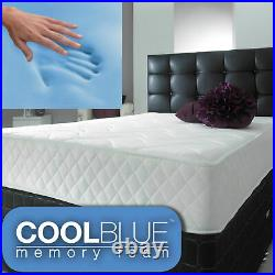 Delux Spring Memory Foam Single, Small, Double, King Size, Super King Mattress