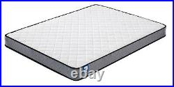 Memory Foam Mattress Quilted Sprung Single 3ft Double 4ft6 DOUBLE 5ft Matress