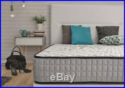 NATURALEX 7 Zone Memory Foam Mattress Med Firm Support All Sizes Available