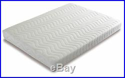 New Deluxe Cool Touchmemory Foam Mattress 2 Free Pillow All Sizes Available