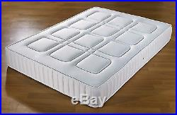 Quilted Pocket Sprung Memory Foam 3ft Single 4ft 4ft6 Double 5ft King Size